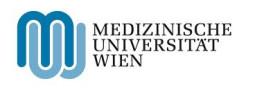Medizinstudium: 56 % Frauen und 44 % Männer an der MedUni Wien zugelassen